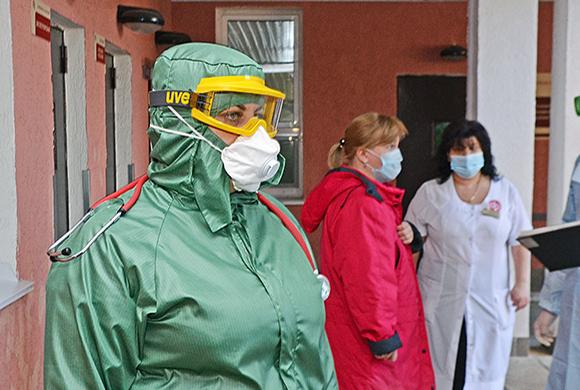 В Пензенской области 8 января установлен антирекорд по числу заболевших коронавирусом