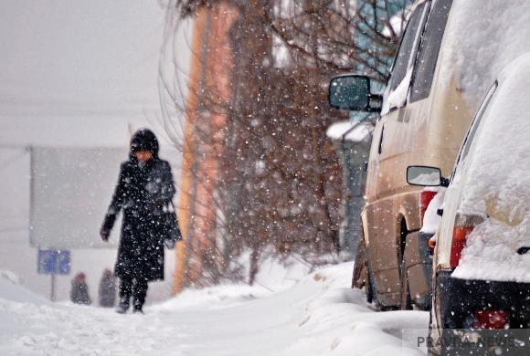 МЧС предупреждает пензенцев об аномально-холодной погоде