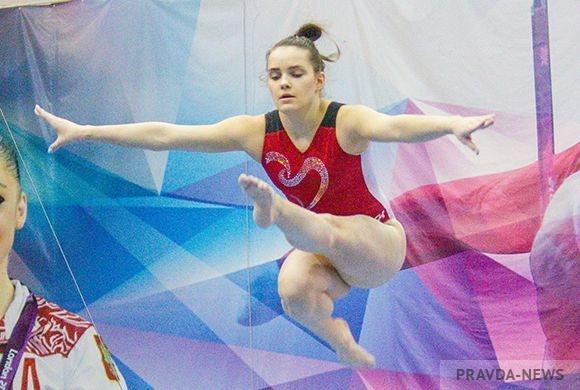 В Пензе встретятся лучшие студенты-гимнасты