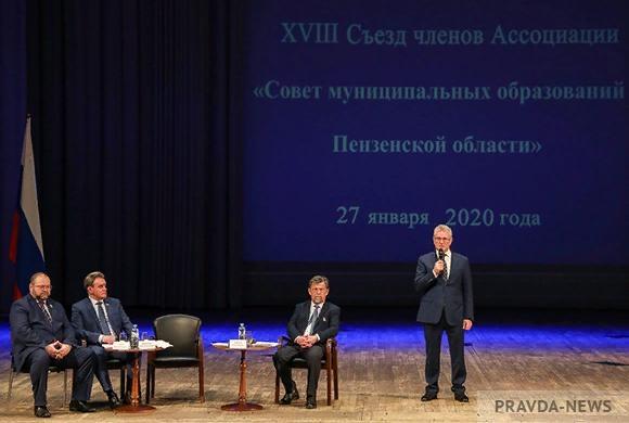 Нацпроекты: Белозерцев поблагодарил представителей органов местного самоуправления за работу