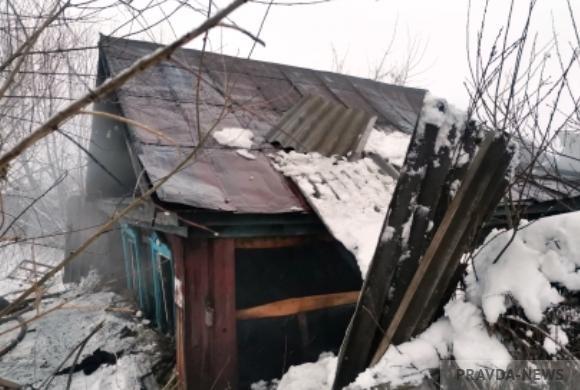 СК опубликовал фото смертельного пожара в Пензенской области
