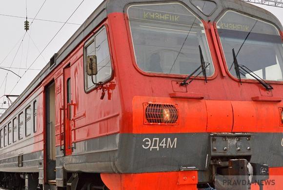 В Пензе хотят изменить маршрут движения поезда «Сура»
