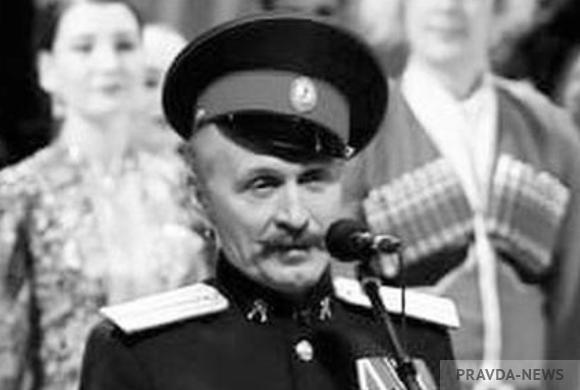 В Пензе с худруком «Казачьей заставы» Андреем Сугоняком простятся 28 февраля