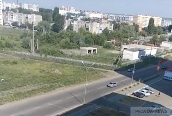 Полицейские устроили погоню за нарушителем — пензенцы